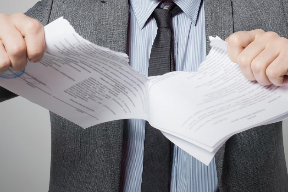 Как расторгнуть договор займа под залог недвижимости?