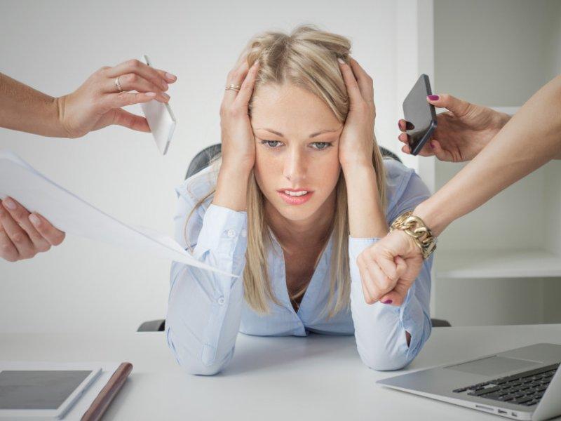 Как не сойти с ума от работы?!