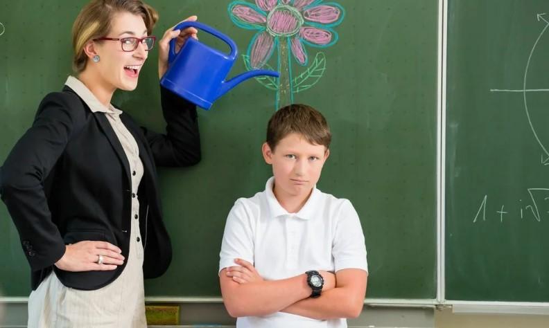 Имеет ли право учитель не пустить ученика на урок?