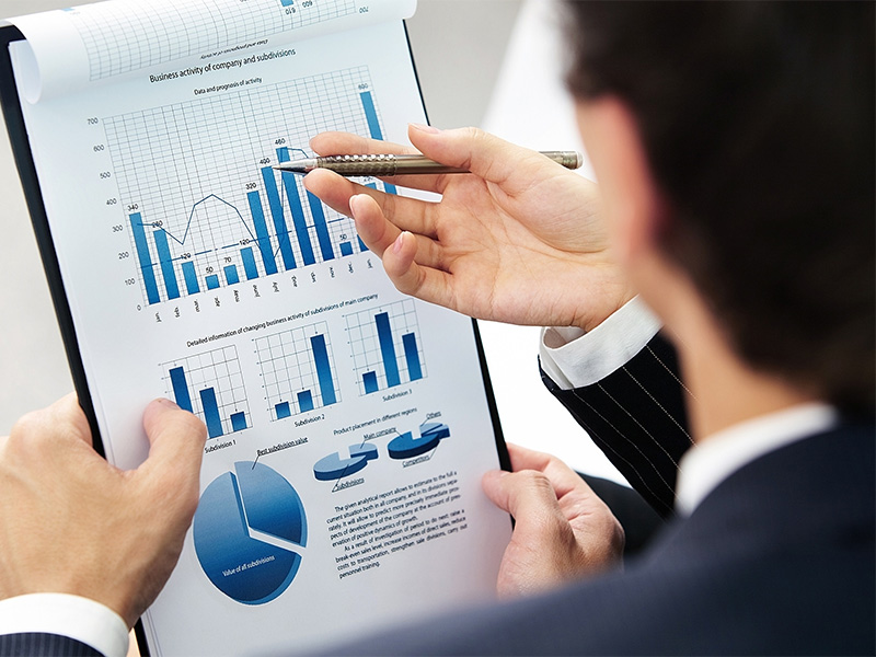 Методы мониторинга рынка