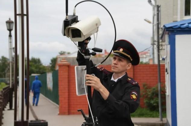 Камеры видеонаблюдения будут выявлять должников