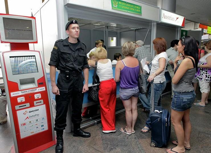 Правила об ограничении на выезд должников за границу