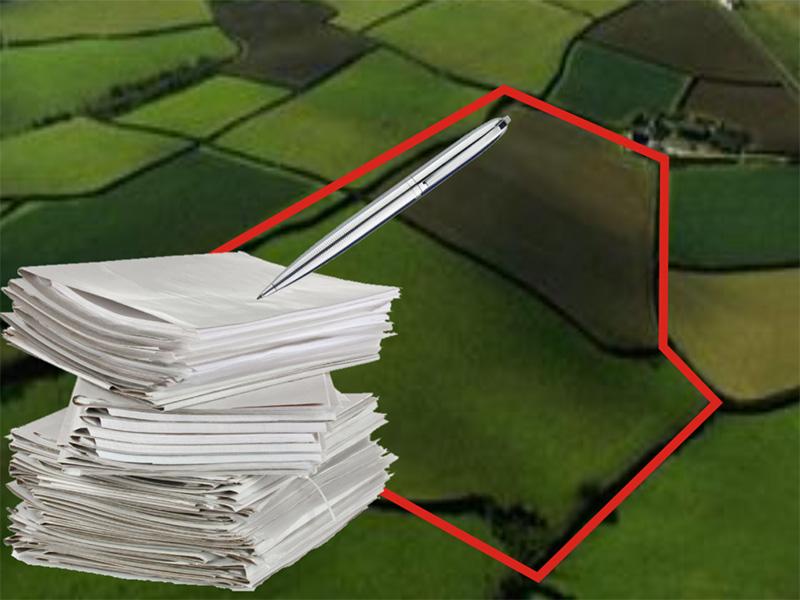 Подготовка пакета документов для продажи земельного участка