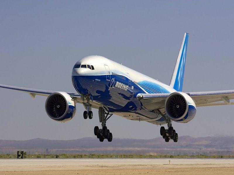 Как купить акции Boeing (BA) - график и динамика стоимости