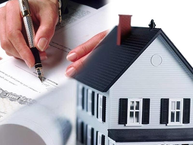 Как оформить дом человеку, если он ему не принадлежит?