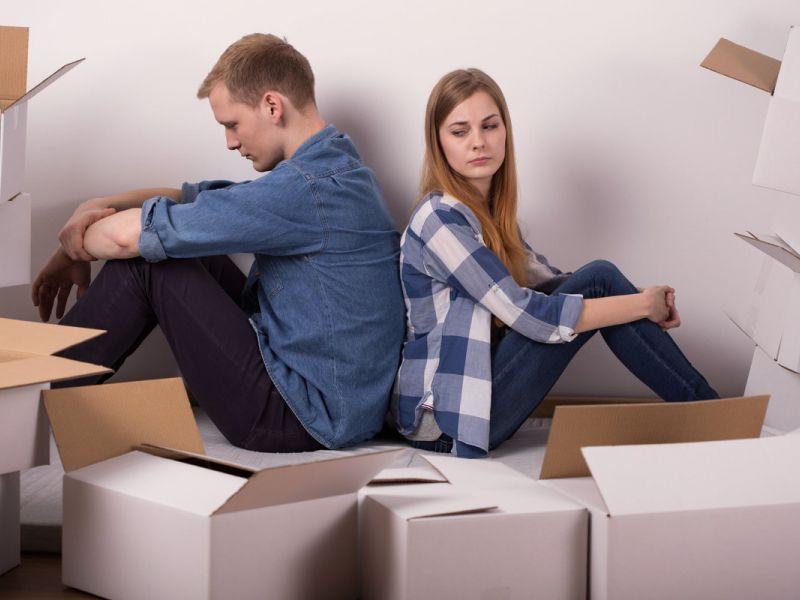 Люди лишаются имущества из-за долгов по кредитам