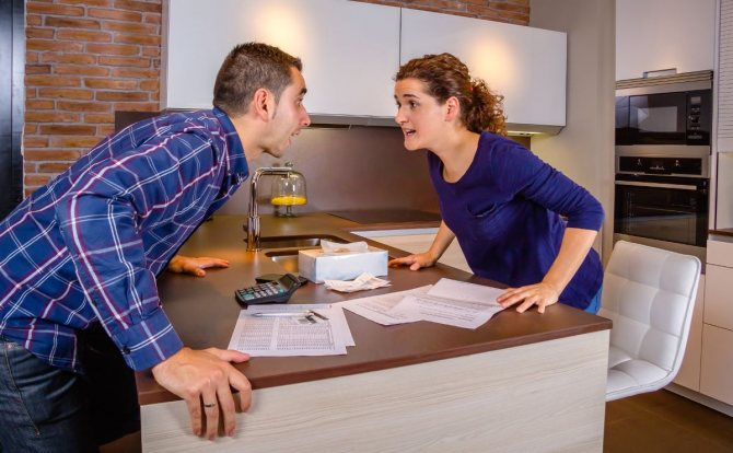 Как продать квартиру если один из супругов против